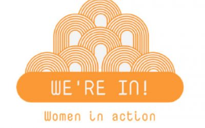 We're in, Femmes entrepreneures en action